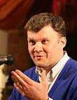 диктор Алексей Востриков