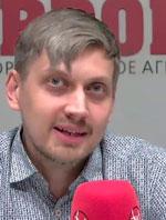 Диктор Александр Лапшин